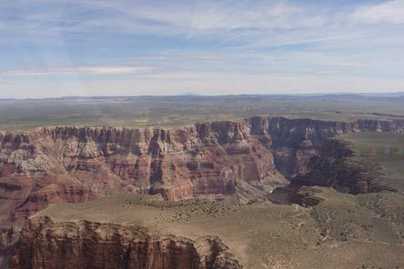 45minute Helicopter Flight Over The Grand Canyon From Tusayan Arizona 2017