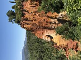 Roussillon ochre mountains. , Patricia B - July 2017