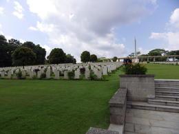 Kranji War Memorial , Roswitha P - July 2017