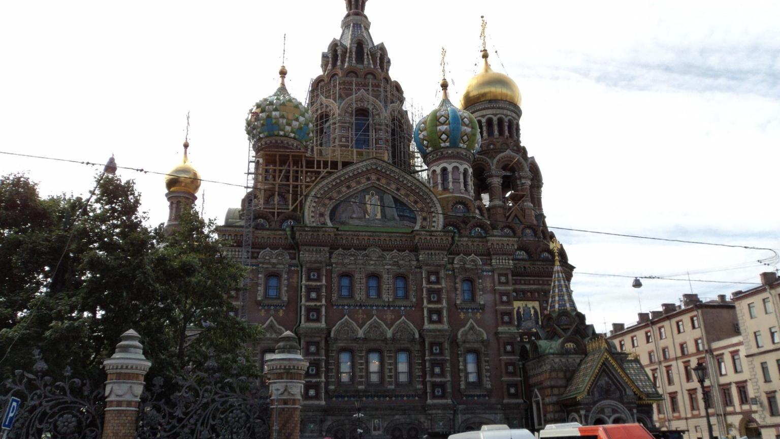 MÁS FOTOS, Excursión en la costa sobre la cultura local a San Petersburgo de 2 días para grupos pequeños