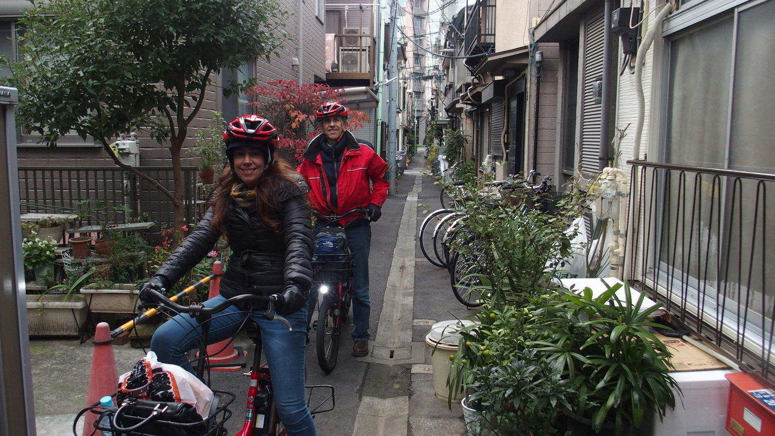 MÁS FOTOS, Electric-Powered Biking Tour: Asakusa, Akihabara, and Imperial Palace