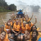 Excursión a las Cataratas del Iguazú: Recorrido en vehículo todoterreno, ruta de senderismo y paseo en barco para ver las cascadas, Puerto Iguazú, ARGENTINA