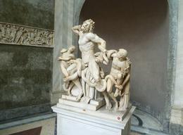 Vatikanische Museen: Die Laokoon-Gruppe , Tom G - October 2013