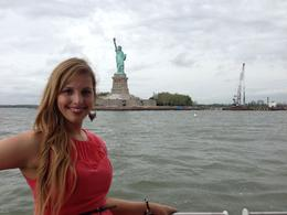 The Statue of Liberty - June 2013