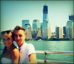 Freedom tower , Marek W - August 2012