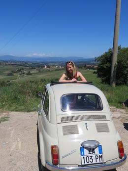 Fiat 500 Tour! - June 2013