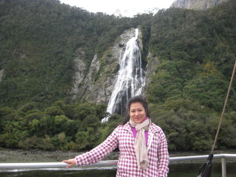 Queenstown Super Saver: Milford Sound Nature Cruise plus Walter Peak High Country Farm Tour photo 17