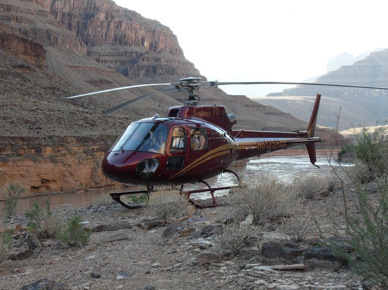 Another helicopter - Las Vegas