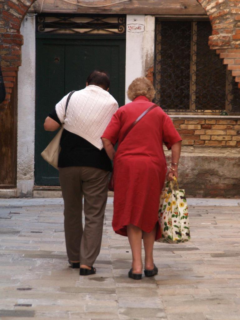 backstreet - Venice