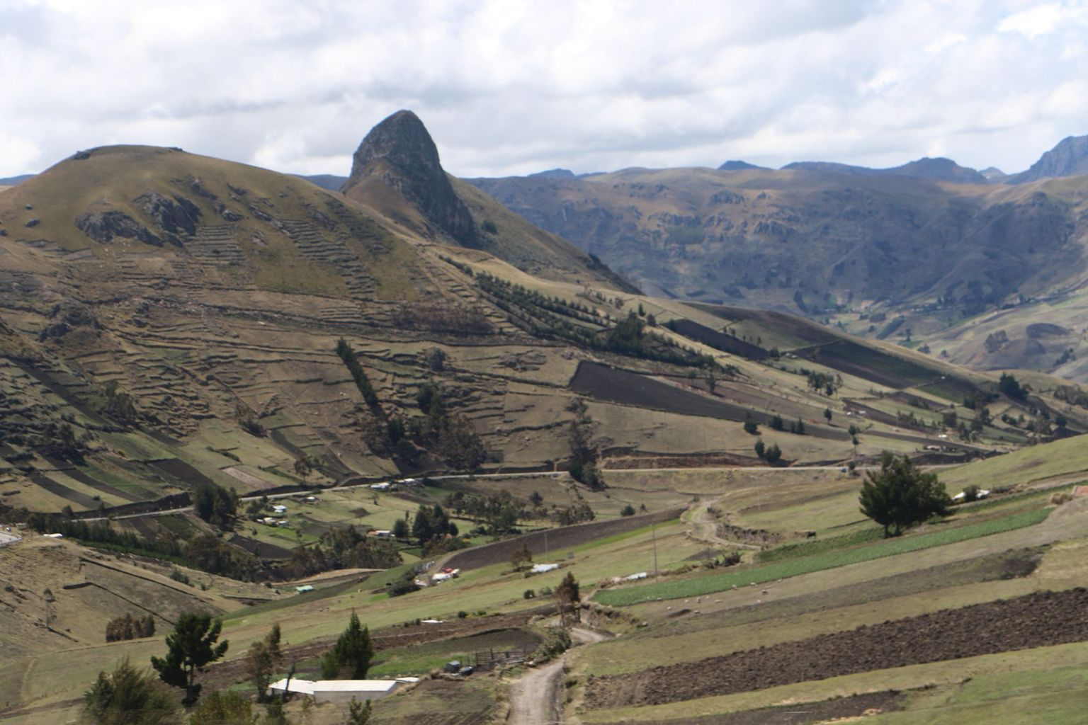 MÁS FOTOS, Quilotoa Lagoon,Volcanoes Avenue, Local People Full-Day Tour from Quito