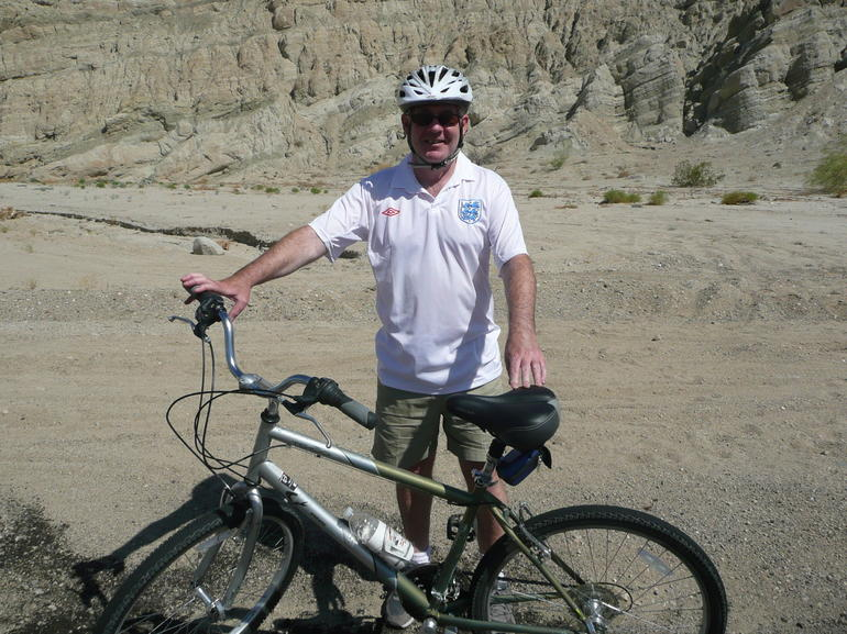 Canyon Express Bike Ride - Mark - Palm Springs