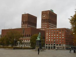 City Hall , Illya V - October 2011