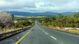 Well maintained roads , C S - September 2014
