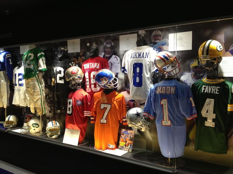 Football - America's new favorite sport - Las Vegas