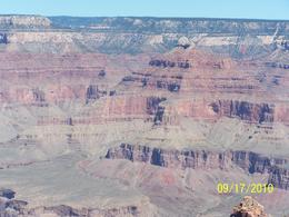 This is one of many photos taken at the Grand Canyon on this tour., William W - September 2010