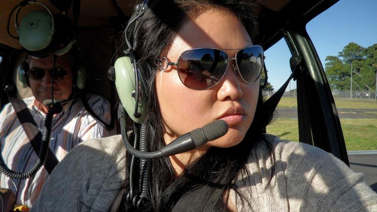 Hera - Helicopter @ Sydney Helitours 3 - Sydney