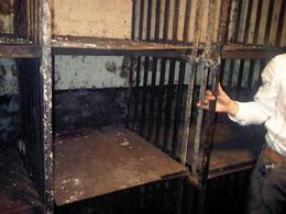 Newgate Prison, Sandra - July 2014