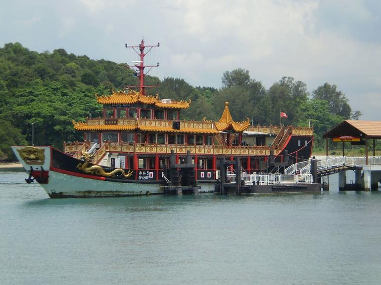 Kusu Island stop-over - Singapore