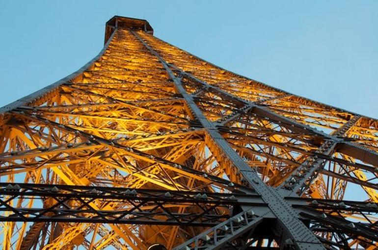 Lighting it up - Paris