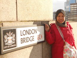 haha...the bridge that I want to visit is actually the Tower Bridge! , Rouzil S - November 2012