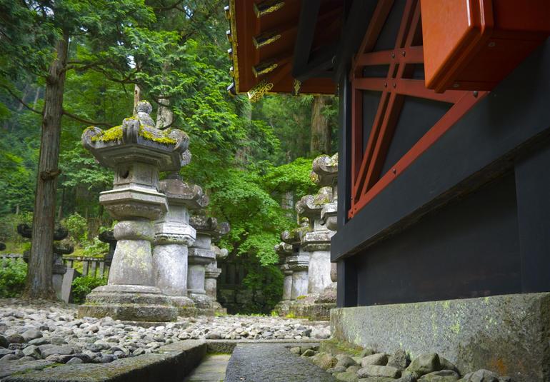 Nikko - Kyoto