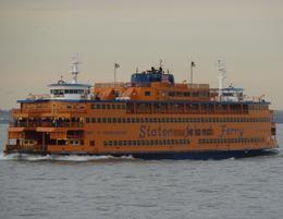 Staten Island Ferry , Dipu12345 - April 2011