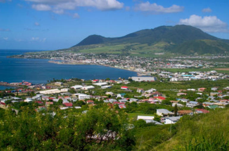 Panoramic Tour - St Kitts