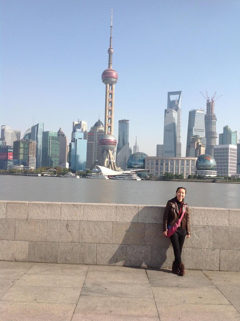 Pu Xi skyline - Shanghai
