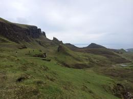 View from the Quiraing on the Isle of Skye, lgs888 - June 2014
