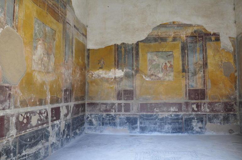 Salón de Pompeya - Rome
