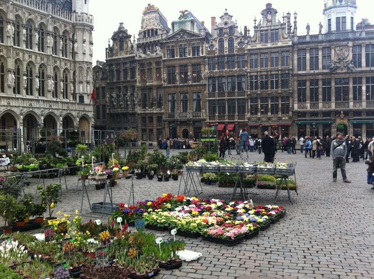 Spring poke - Brussels