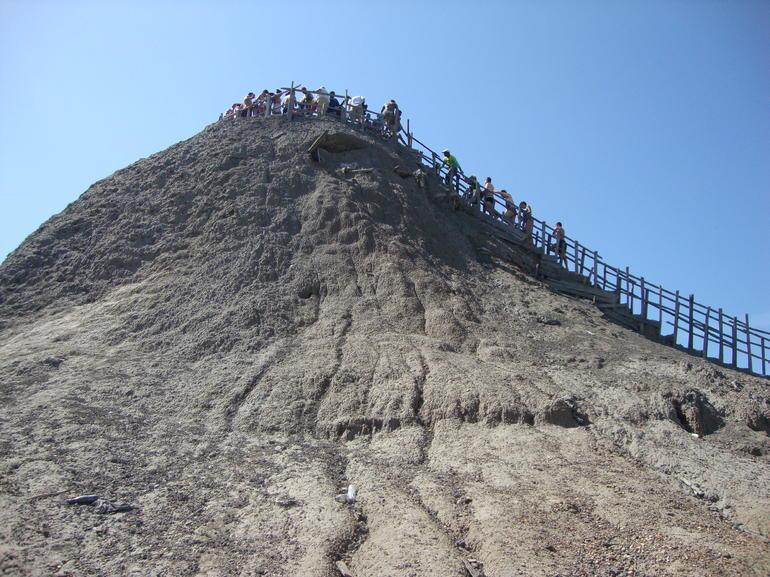 Totumo Volcano - Cartagena