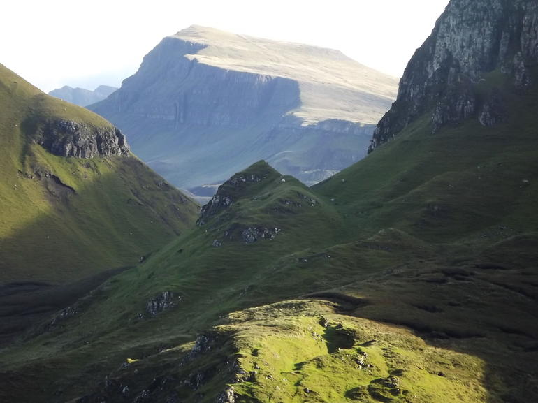 Verdant hills - Edinburgh