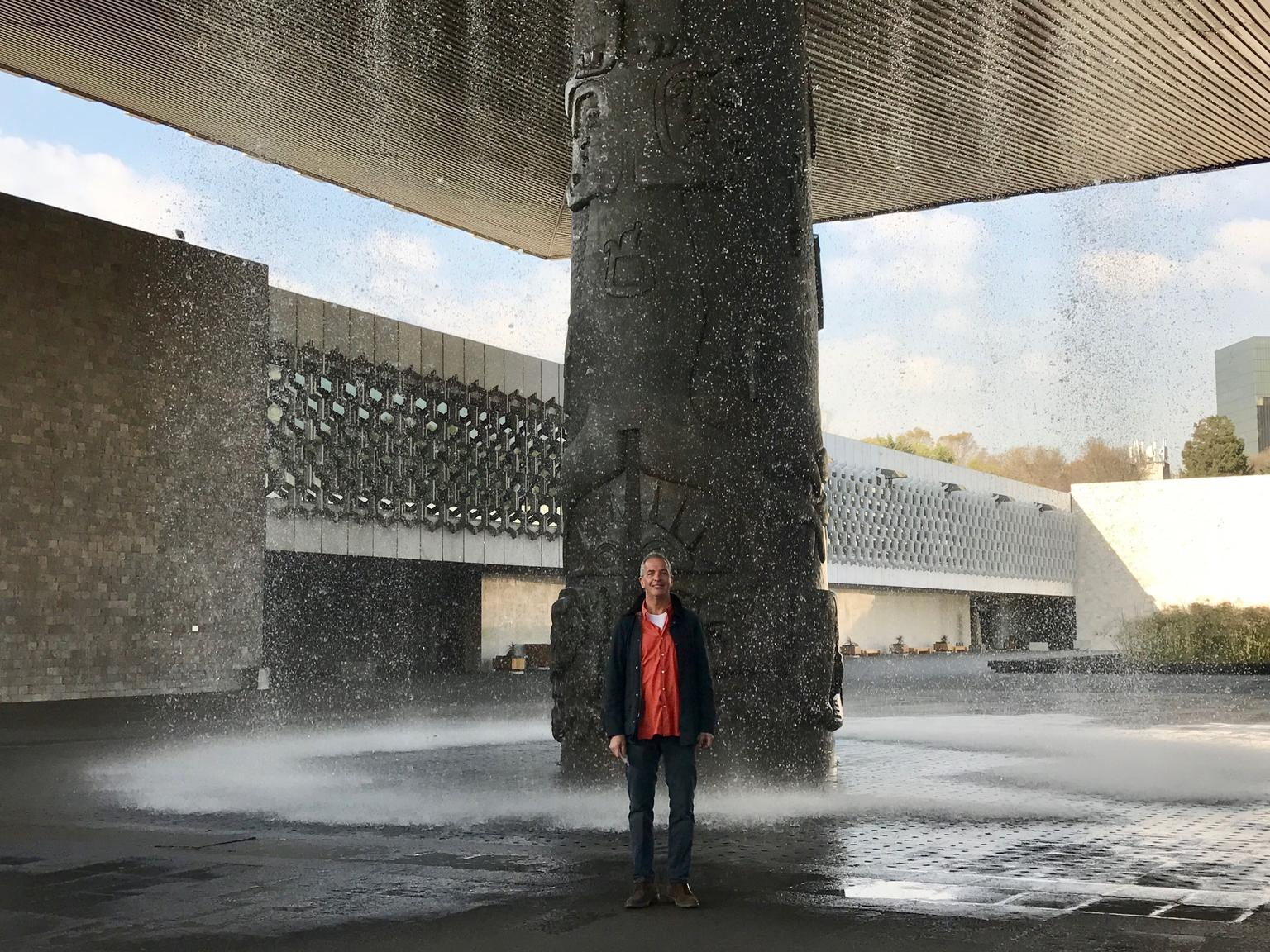 MAIS FOTOS, Museu Nacional de Antropologia na Cidade do México: entrada e guia