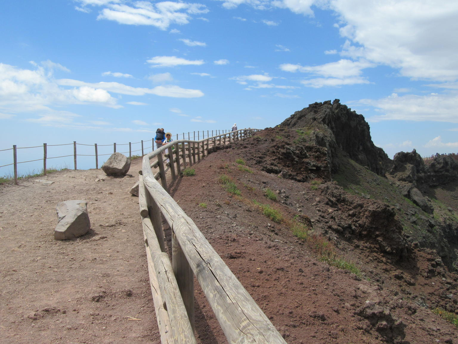 MAIS FOTOS, Half-Day Trip to Mt. Vesuvius from Naples