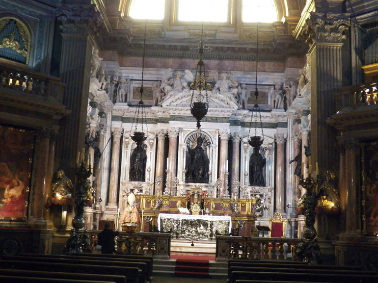 004 Naples cathedral - Naples