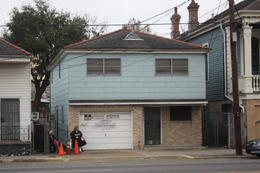 Home affected by Katrina, currently abandoned. , Angie5h - February 2014