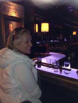 the private bar where we discovered the secrets of the Guinness brand! , Moz - May 2016