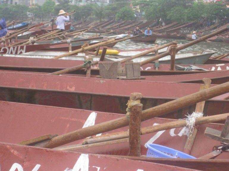 Boats - Hanoi