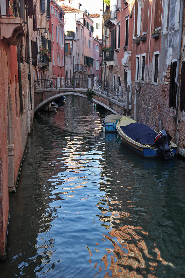 Canal Scene1 - Venice