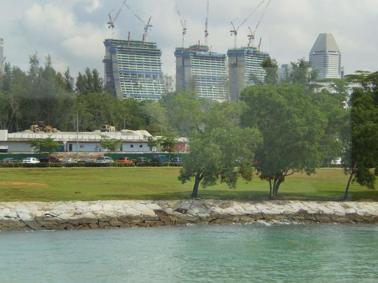 Casino construction - Singapore