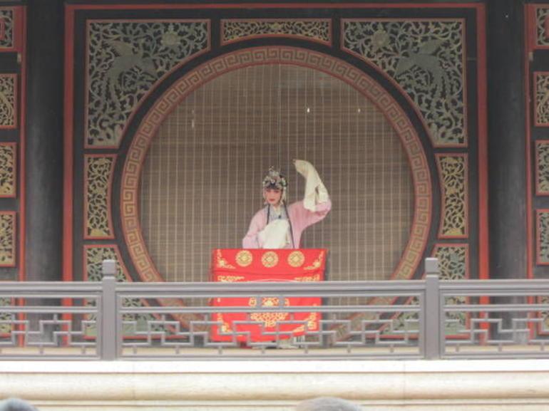 Chinese Opera - Shanghai