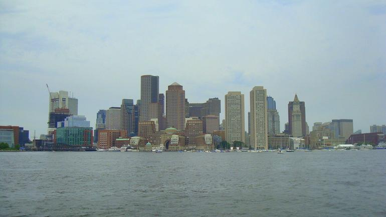 City of Boston -