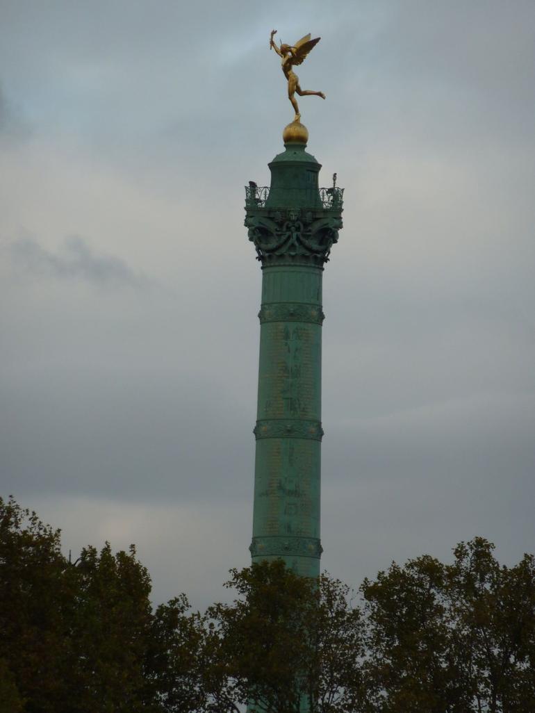 Colonne de Juillet, Place de la Bastille - Paris