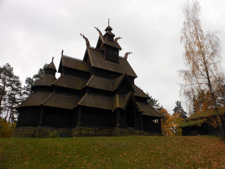 Folk museum - Oslo