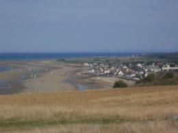Where some of the British forces landed on D-Day., Jon K - August 2010