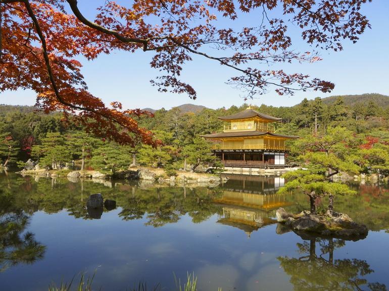 Kinkakuji Temple - Tokyo