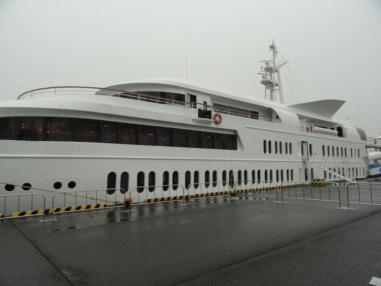 Our Cruise Ship for Tokyo Bay Cruise - Tokyo