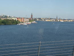 A scene only possible from the top of the sightseeing bus! , Michael P - August 2014