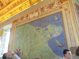 Kartensaal Landkarten von Italien , Claudia K - November 2015